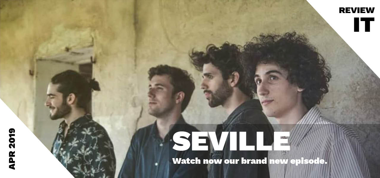 Seville emerging band indierock indiepop review