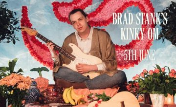 "Brad Stank seduces his way into our hearts with new single 'She Was a Tease', ahead of ""Kinky Om"" album release."